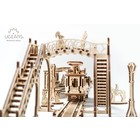 UGears . UGR UGEARS Tram Line - 284 pieces (Medium)