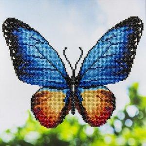Leisure Arts . LSA Butterfly - Diamond Art (Intermediate)