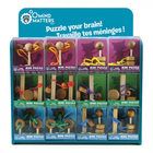 Mind Matters Toys . MMT Wood Puzzler with Rope Asst