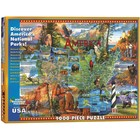 "White Mountain Puzzles . WMP National Parks Jigsaw Puzzle 1000 Pieces 24""X30"""