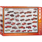 Eurographics Puzzles . EGP Vintage Fire Engines – 1000pc Puzzle History Calgary