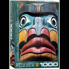 Eurographics Puzzles . EGP Totem Pole Comox Valley BC – 1000pc Puzzle