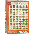 Eurographics Puzzles . EGP Herbs and Spices – 1000pc Puzzle