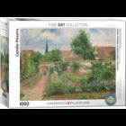 Eurographics Puzzles . EGP Vegetable Garden Overcast – 1000pc Puzzle
