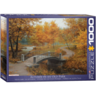 Eurographics Puzzles . EGP Autumn in an Old Park – 1000pc Puzzle