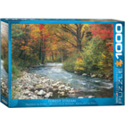 Eurographics Puzzles . EGP Forest Stream – 1000pc Puzzle