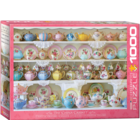 Eurographics Puzzles . EGP The China Cabinet – 1000pc Puzzle
