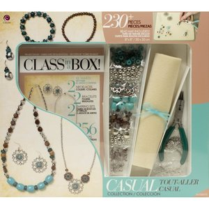 Cousins Corporation . CCA Jewelry Basics Class In A Box Kit - Casual