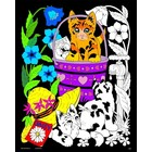 Stuff To Color . SFC 16X20 Curious Kittens Velvet Poster Art Nature Animals Calgary