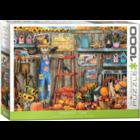 Eurographics Puzzles . EGP Harvest Time – 1000pc Puzzle