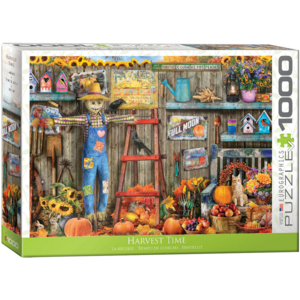 Eurographics Puzzles . EGP Harvest Time – 1000pc Puzzle