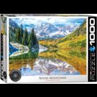 Eurographics Puzzles . EGP Rocky Mountain National Park – 1000pc Puzzle