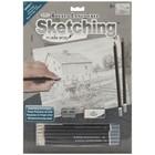 "Royal (art supplies) . ROY Country Wagon - Sketching Made Easy Kit 9""X12"""