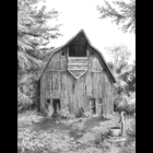 Royal (art supplies) . ROY Old Country Barn - Sketching made easy