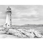 "Royal (art supplies) . ROY Lighthouse Point Sketching Made Easy Kit 9""X12"