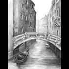 "Royal (art supplies) . ROY Venice Bridge Sketching Made Easy Kit 9""X12"""