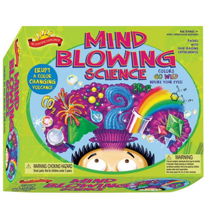 Scientific Explorer Inc. . SNT Scientific Explorers Mind Blowing Science Kit
