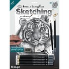 """Royal (art supplies) . ROY Clawdia Sketching Made Easy Kit 9""""X12"""""""