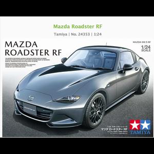 Tamiya America Inc. . TAM 1/24 Mazda MX-5 RF