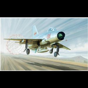 Trumpeter . TRM 1/48 J-7A Fighter