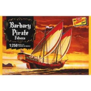 Lindberg . LND 1/250 Barbary Pirate Ship