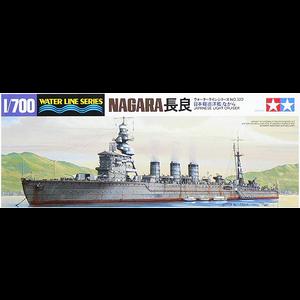 Tamiya America Inc. . TAM 1/700 WLS NAGARA JAP/LT CRUISE