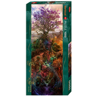 Heye Puzzles. HEY Magnesium Tree, Enigma Trees 1000 pc Puzzle