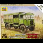 Zvezda Models . ZVE 1/100 BRIT WWII TRK MATAD