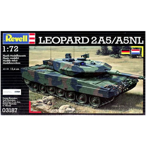 Revell of Germany . RVL 1/72 LEOPARD ZA5 A5NL