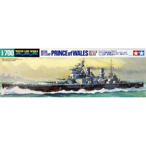 Tamiya America Inc. . TAM 1/700 Wls Prince Of Wales Brit