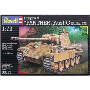 Revell of Germany . RVL 1/72 PANTHER KPFW V