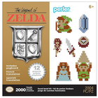 Perler (beads) PRL Perler Beads - Legend Of Zelda