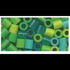 Perler (beads) PRL Perler Beads - Jewel Tone Green Mix