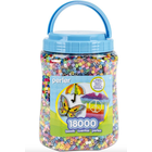 Perler (beads) PRL Perler Fused Beads 18,000/Pkg - Multicolor