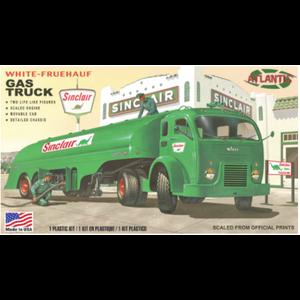 Atlantis Models . AAN 1/48 Vintage Gas Truck Sinclair US Army