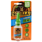 Gorilla Glue . GAG Gorilla Super Glue Gel .53oz