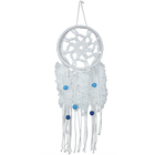 """Design Works . DWK Macrame Wall Hanging Kit 6""""X16"""" Feathered Dreamcatcher"""