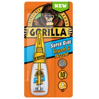 Gorilla Glue . GAG Gorilla Super Glue W/Brush & Nozzle .35oz