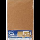 "Darice . DAR Cork Sheet 12"" X 18"" X .125"""