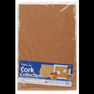 "Darice . DAR Cork Sheet 12""X18""X.25"""