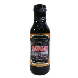 Croix Valley . CRV Croix Valley Garlic Ginger Teriyaki BBQ and Wing Sauce
