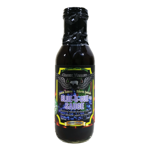 Croix Valley . CRV Croix Valley Blue-B-Cue Special Reserve Sauce