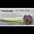 Sculpey/Polyform . SCU Super Sculpey Firm Clay 1lb Gray