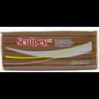 Sculpey/Polyform . SCU Sculpey III Polymer Clay 8oz Hazelnut