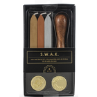 American Crafts . AMC American Crafts S.W.A.K. Wax Seal Kit 6/Pkg Flourish
