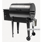 Traeger BBQ . TRG Tailgater 20 Grill – Blue