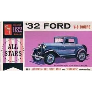 AMT\ERTL\Racing Champions.AMT 1/32 32 Ford Scale Stars