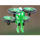 Rage RC . RGR JETPACK COMMANDER-NIGHT(GREEN)