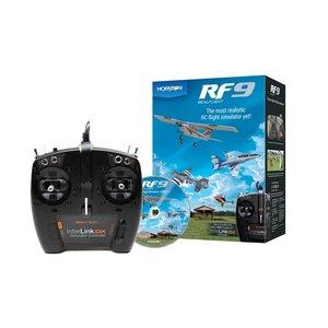 Real Flight - RFL REALFLIGHT 9 FLIGHT SIM C/W CONTROLLER