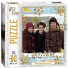 USAopoly . USO Harry Potter - Christmas at Hogwarts - 550pc Jigsaw Puzzle